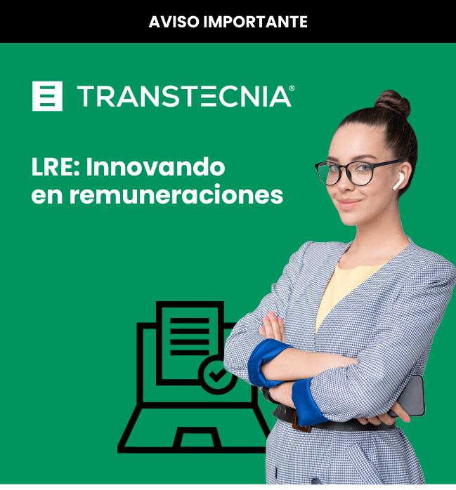 LRE: Innovando en remuneraciones